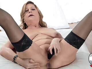 Introducing Brenda Douglas, Our New 60plus Milf - Brenda Douglas - 60PlusMilfs big ass big tits high heels